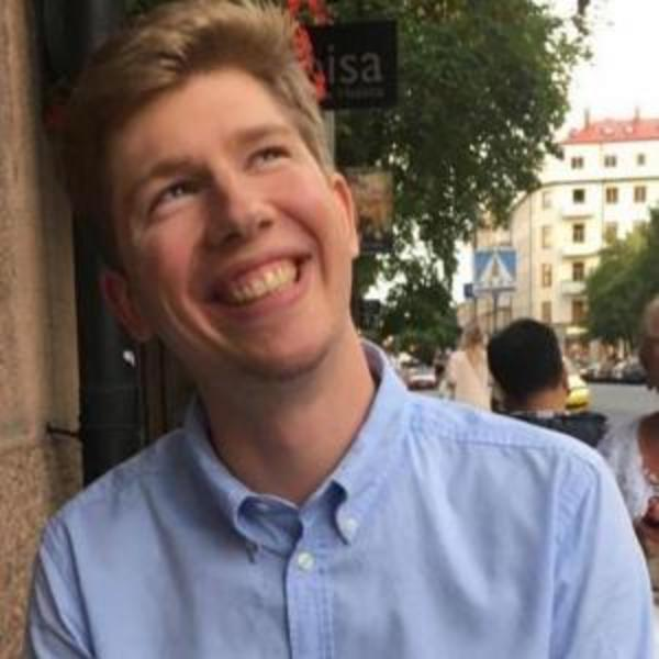 André Eriksson Avatar