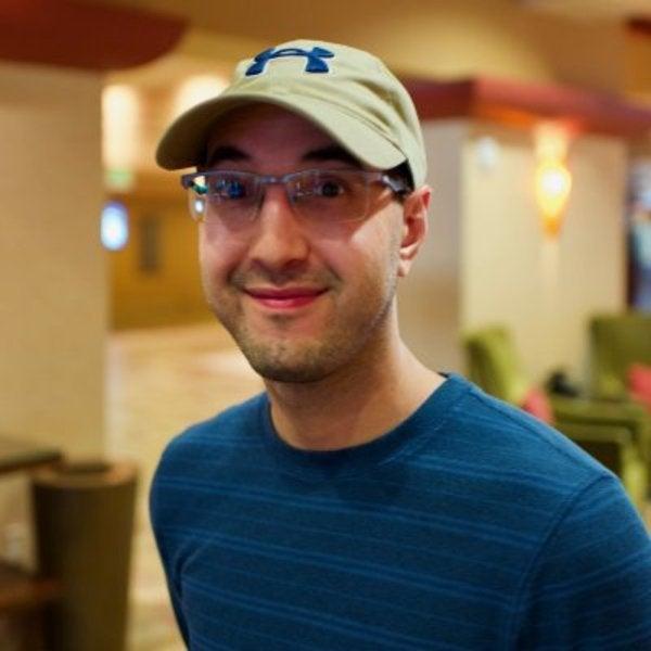 Nick Janetakis Avatar