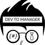 Developer to Manager Icon