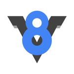 V8 Icon