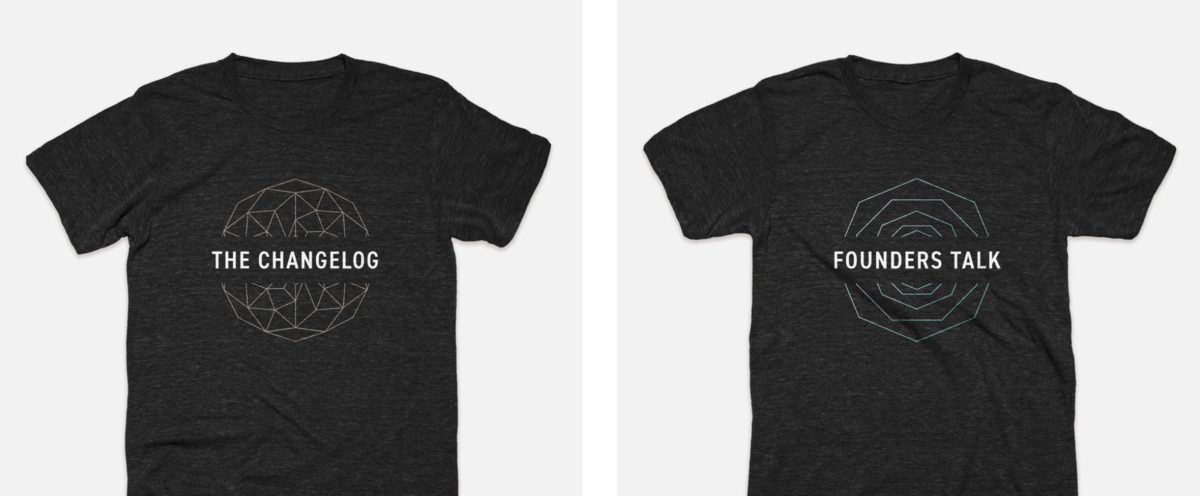 Changelog++ yearly subscribers get a free tee