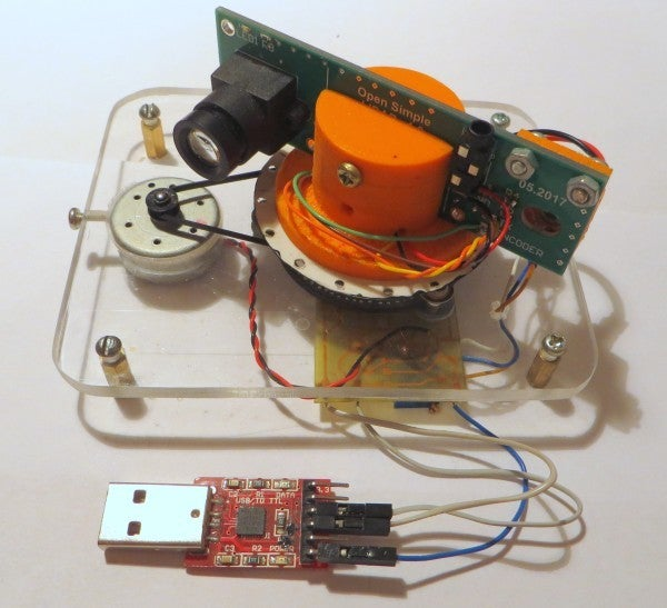 Build your own LIDAR for less than $35