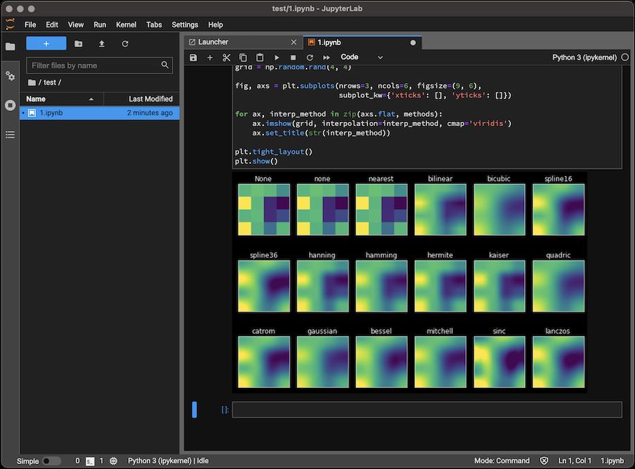 A desktop app for JupyterLab (based on Electron)