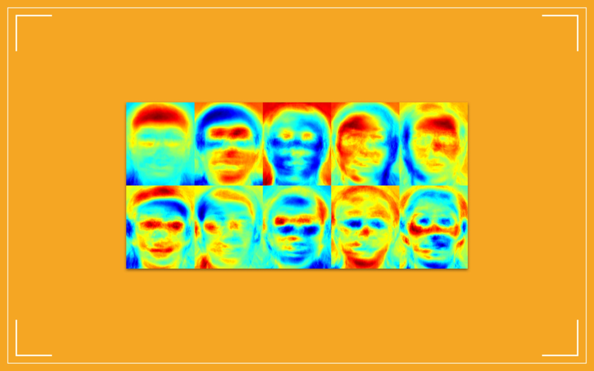 Making a mobile app with facial recognition features