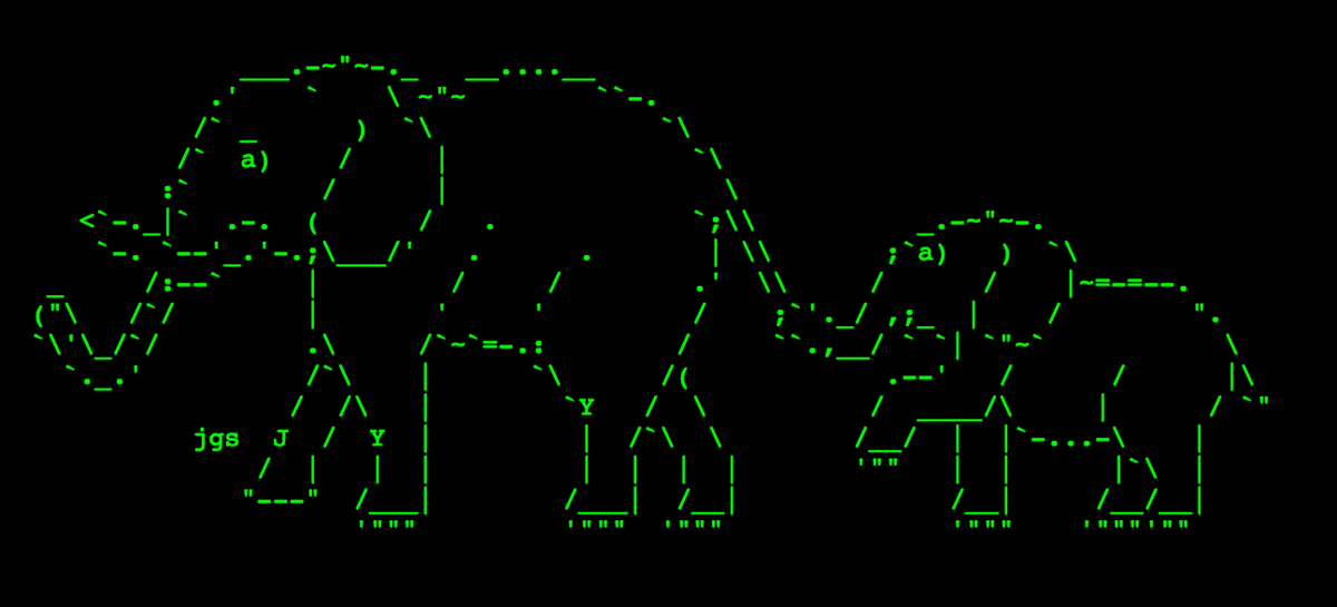 PostgreSQL tools for the visually inclined