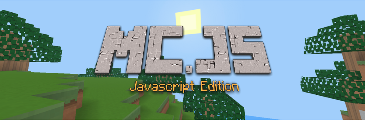 A Minecraft clone built entirely with JS