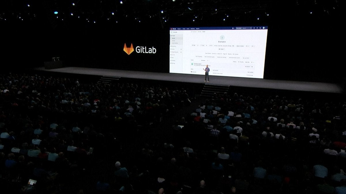 Apple just announced Xcode 10 is now integrated with GitLab