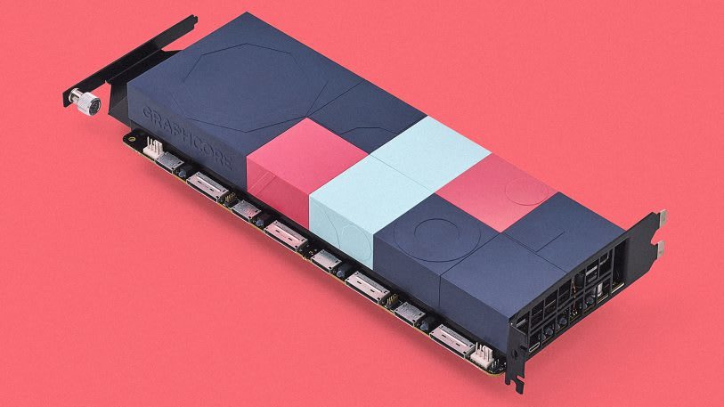 Pentagram designed the prettiest computer chip you've ever seen