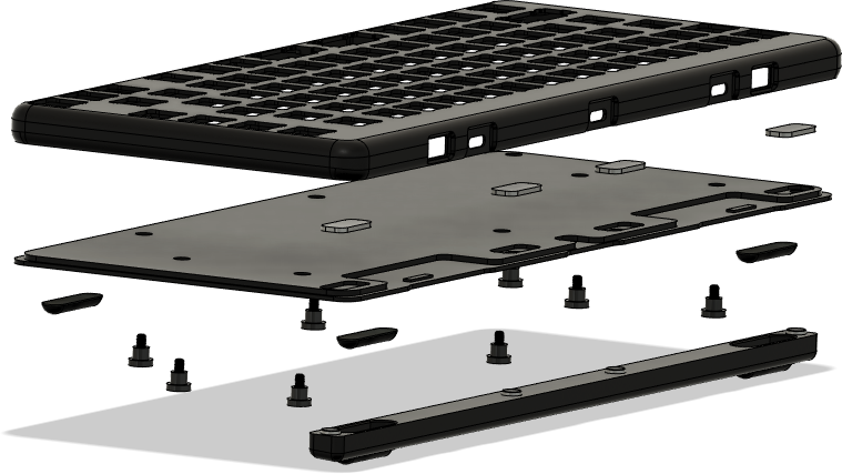 A completely open source, configurable keyboard by System76