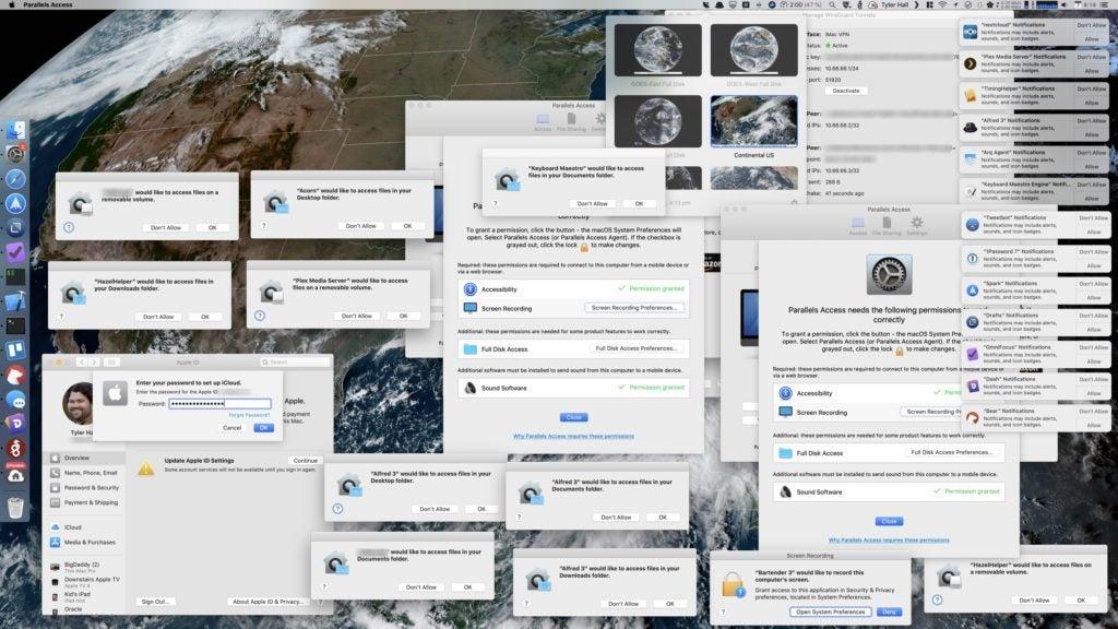 macOS 10.15 Vista