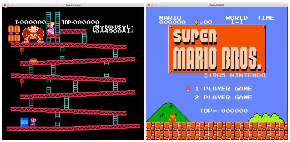 🎮 An NES emulator written in Go