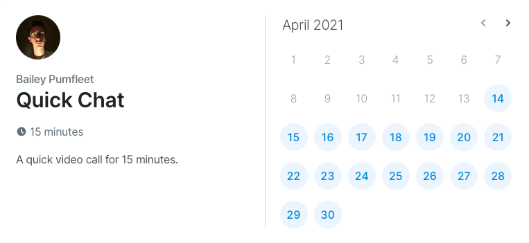 Calendso – an open source Calendly alternative