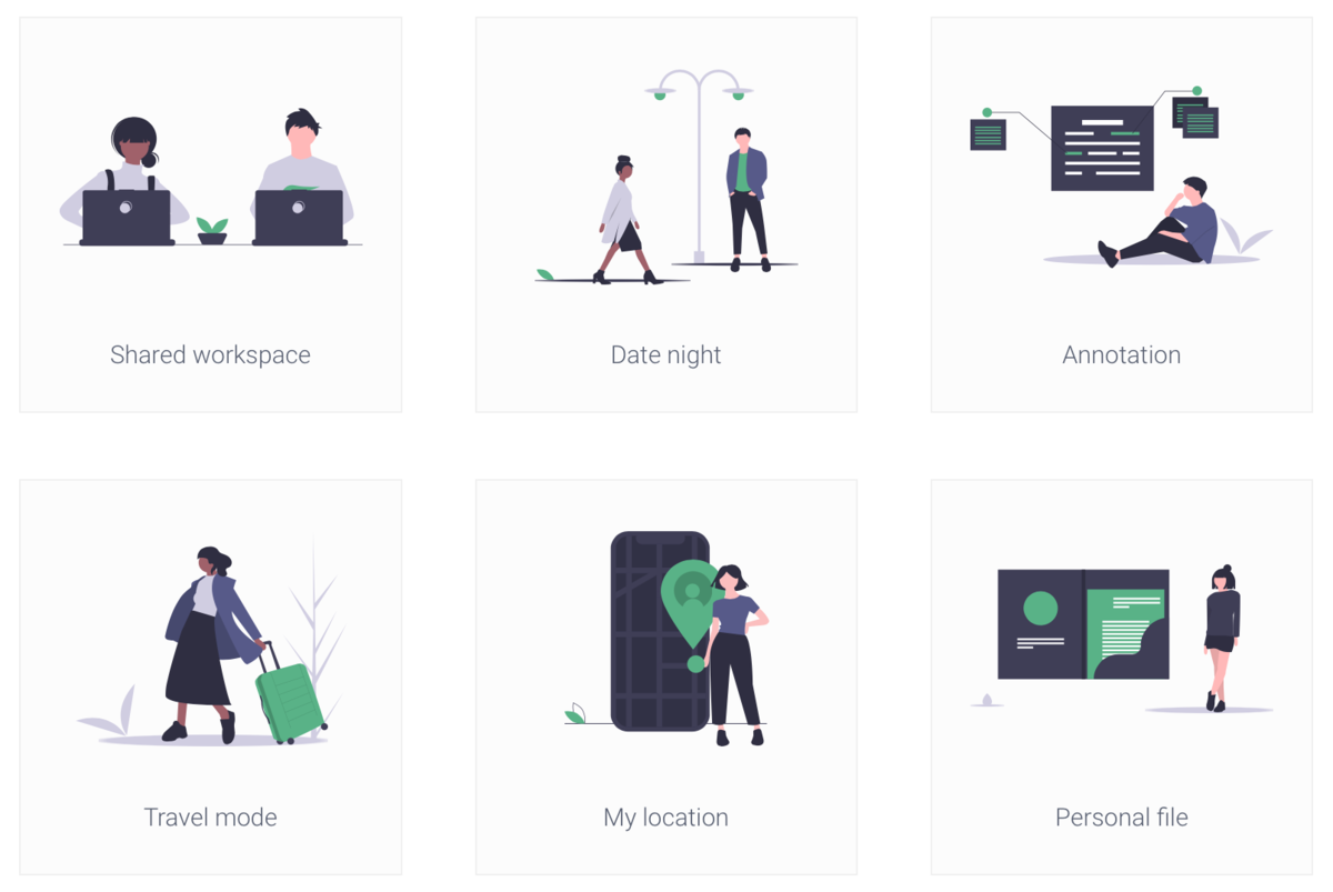 Open source illustrations for every project you can imagine