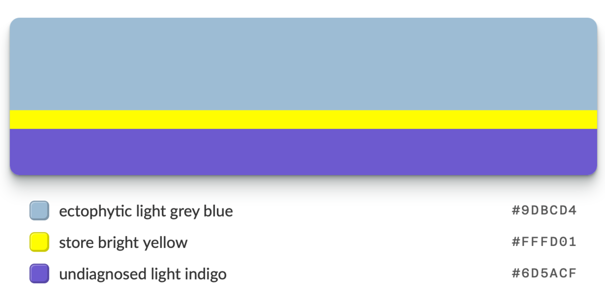 Overly descriptive color palettes