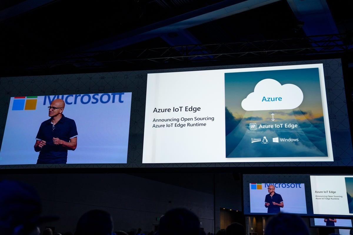 Azure IoT Edge runtime